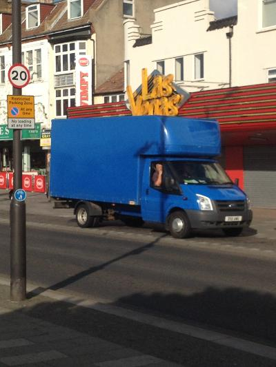 removal van southend-on-sea
